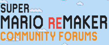 Super Mario ReMaker Community Forums